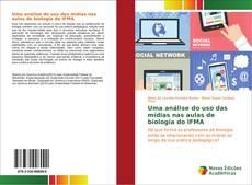 Capa do livro de Uma análise do uso das mídias nas aulas de biologia do IFMA