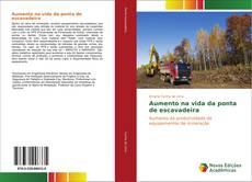 Capa do livro de Aumento na vida da ponta de escavadeira