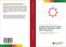 Portada del libro de Cooperação Universidade-Empresa: Relações entre IES e empresas