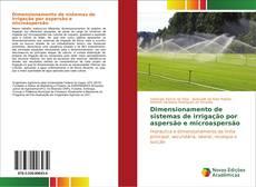 Capa do livro de Dimensionamento de sistemas de irrigação por aspersão e microaspersão