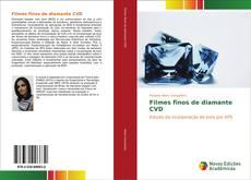 Portada del libro de Filmes finos de diamante CVD