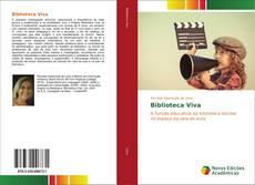 Biblioteca Viva kitap kapağı