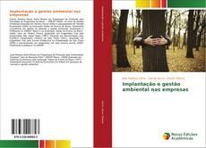 Couverture de Implantação e gestão ambiental nas empresas