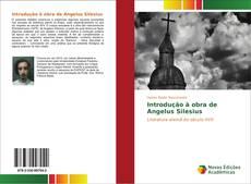 Capa do livro de Introdução à obra de Angelus Silesius
