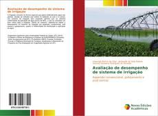 Capa do livro de Avaliação de desempenho de sistema de irrigação