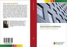 Capa do livro de Especulação Imobiliária