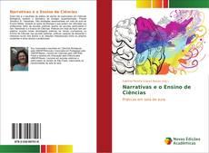 Capa do livro de Narrativas e o Ensino de Ciências