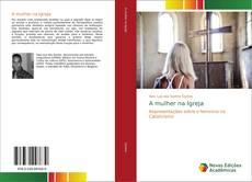 Capa do livro de A mulher na Igreja
