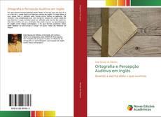 Capa do livro de Ortografia e Percepção Auditiva em Inglês