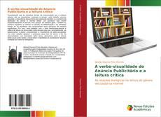 Capa do livro de A verbo-visualidade do Anúncio Publicitário e a leitura crítica