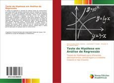 Bookcover of Teste de Hipótese em Análise de Regressão