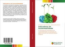 Indicadores de Sustentabilidade kitap kapağı