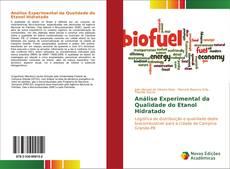 Обложка Análise Experimental da Qualidade do Etanol Hidratado