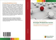 Arranjos Produtivos Locais kitap kapağı