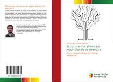 Bookcover of Estruturas narrativas em jogos digitais de aventura