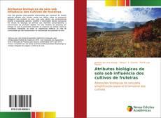 Copertina di Atributos biológicos do solo sob influência dos cultivos de fruteiras