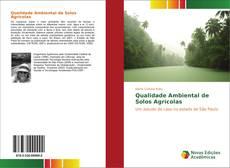 Portada del libro de Qualidade Ambiental de Solos Agrícolas