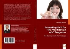 Обложка Extending KeY for the Verification of C Programs