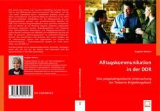 Обложка Alltagskommunikation in der DDR