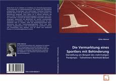 Couverture de Die Vermarktung eines Sportlers mit Behinderung