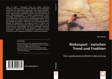 Bookcover of Risikosport - zwischen Trend und Tradition