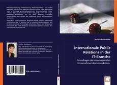 Portada del libro de Internationale Public Relations in der IT-Branche