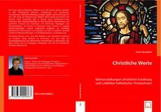 Buchcover von Christliche Werte