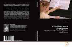 Copertina di Adolescent Music Development