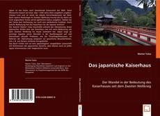 Bookcover of Das japanische Kaiserhaus
