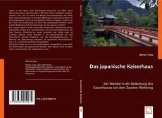Capa do livro de Das japanische Kaiserhaus