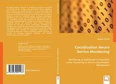 Capa do livro de Coordination Aware Service Monitoring