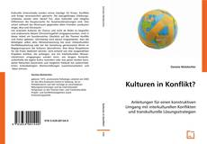 Portada del libro de Kulturen in Konflikt?