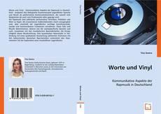 Обложка Worte und Vinyl