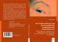 Portada del libro de Jane Austens Romane und das Frauenbild der zeitgenössischen Anstandsliteratur