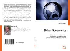 Global Governance的封面