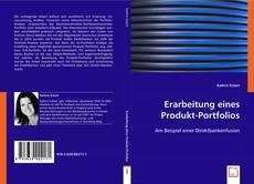 Buchcover von Erarbeitung eines Produkt-Portfolios