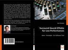 Buchcover von Surround-Sound-Effekte für Live Performances