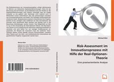 Portada del libro de Risk-Assessment im Innovationsprozess mit Hilfe der Real-Optionen-Theorie