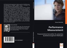 Performance Measurement的封面