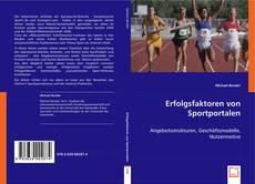 Couverture de Erfolgsfaktoren von Sportportalen