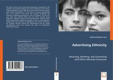 Bookcover of Advertising Ethnicity