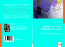 Bookcover of Scolopendromorpha (Chilopoda) of Taiwan