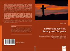 Capa do livro de Romeo and Juliet vs. Antony and Cleopatra