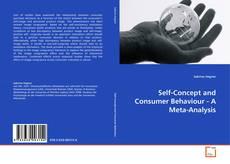 Portada del libro de Self-Concept and Consumer Behaviour - A Meta-Analysis