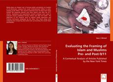 Buchcover von Evaluating the Framing of Islam and Muslims Pre- and Post-9/11
