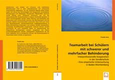 Buchcover von Teamarbeit bei Schülern mit schwerer und mehrfacher Behinderung