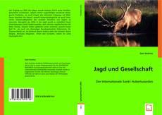 Copertina di Jagd und Gesellschaft
