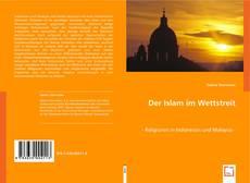 Bookcover of Der Islam im Wettstreit
