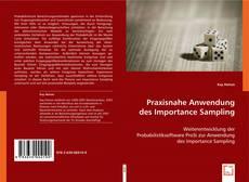 Buchcover von Praxisnahe Anwendung des Importance Sampling