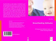 Обложка Breastfeeding Attitudes
